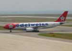 bluesky05さんが、中部国際空港で撮影したエーデルワイス航空 A330-243の航空フォト(写真)