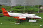kakuteikiyosumiさんが、啓徳跑道公園で撮影した香港政府フライングサービス Jetstream 41の航空フォト(飛行機 写真・画像)