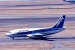 banshee02さんが、羽田空港で撮影したエアーニッポン 737-281/Advの航空フォト(写真)