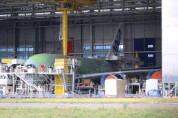 トゥールーズ・ブラニャック空港 - Toulouse-Blagnac Airport [TLS/LFBO]で撮影されたトゥールーズ・ブラニャック空港 - Toulouse-Blagnac Airport [TLS/LFBO]の航空機写真