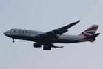sky-spotterさんが、ロンドン・ヒースロー空港で撮影したブリティッシュ・エアウェイズ 747-436の航空フォト(写真)