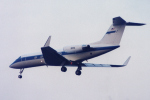 banshee02さんが、横田基地で撮影したアメリカ航空宇宙局 G-1159A Gulfstream IIIの航空フォト(写真)