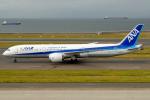 きんめいさんが、中部国際空港で撮影した全日空 787-9の航空フォト(写真)