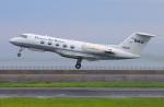 Tomo_mczさんが、大分空港で撮影したダイヤモンド・エア・サービス G-1159 Gulfstream IIの航空フォト(写真)