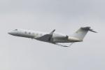 キイロイトリさんが、関西国際空港で撮影したアルパイン・アヴィエーション G-IV Gulfstream IVの航空フォト(写真)