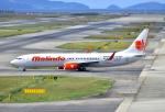 kix-boobyさんが、関西国際空港で撮影したマリンド・エア 737-9GP/ERの航空フォト(写真)