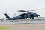 あきらっすさんが、東扇島場外ヘリポートで撮影した航空自衛隊 UH-60Jの航空フォト(写真)