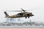あきらっすさんが、東扇島場外ヘリポートで撮影した陸上自衛隊 UH-60JAの航空フォト(写真)