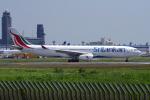 yabyanさんが、成田国際空港で撮影したスリランカ航空 A330-343Xの航空フォト(飛行機 写真・画像)