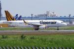 yabyanさんが、成田国際空港で撮影したタイガーエア台湾 A320-232の航空フォト(飛行機 写真・画像)