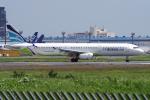 yabyanさんが、成田国際空港で撮影したエアプサン A321-231の航空フォト(写真)