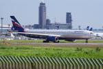 yabyanさんが、成田国際空港で撮影したアエロフロート・ロシア航空 A330-343Xの航空フォト(写真)