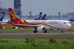yabyanさんが、成田国際空港で撮影した香港航空 A320-214の航空フォト(飛行機 写真・画像)