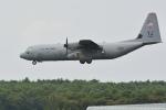 sukiさんが、三沢飛行場で撮影したアメリカ空軍 C-130J-30 Herculesの航空フォト(写真)
