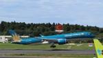westtowerさんが、成田国際空港で撮影したベトナム航空 A350-941XWBの航空フォト(写真)