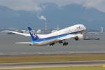 安芸あすかさんが、中部国際空港で撮影した全日空 787-9の航空フォト(写真)