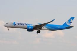 ぼんやりしまちゃんさんが、パリ オルリー空港で撮影したフレンチビー A350-941の航空フォト(飛行機 写真・画像)