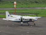 sp3混成軌道さんが、岡南飛行場で撮影したアジア航測 208A Caravan 675の航空フォト(写真)