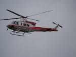 ここはどこ?さんが、札幌飛行場で撮影した青森県防災航空隊 412EPIの航空フォト(写真)