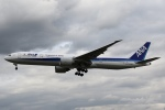 sky-spotterさんが、ロンドン・ヒースロー空港で撮影した全日空 777-381/ERの航空フォト(写真)