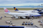 yabyanさんが、中部国際空港で撮影したチャイナエアライン 747-409の航空フォト(飛行機 写真・画像)
