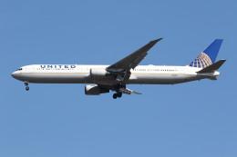 sky-spotterさんが、ロンドン・ヒースロー空港で撮影したユナイテッド航空 767-424/ERの航空フォト(写真)