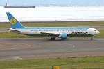 KAKOさんが、中部国際空港で撮影したウズベキスタン航空 767-33P/ERの航空フォト(写真)