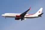 sky-spotterさんが、ロンドン・ヒースロー空港で撮影したアルジェリア航空 737-8D6の航空フォト(写真)