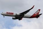 sky-spotterさんが、ロンドン・ヒースロー空港で撮影したラタム・エアラインズ・ブラジル 767-316/ERの航空フォト(写真)