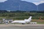 トールさんが、静岡空港で撮影したCHILDRESS KLEIN MANAGEMENT SERVICES LLC Falcon 900LXの航空フォト(写真)