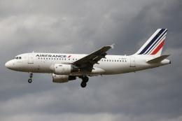 航空フォト:F-GRXC エールフランス航空 A319