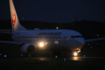 Sugikiyoさんが、岡山空港で撮影した日本航空 737-800の航空フォト(写真)