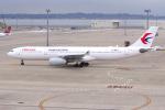 yabyanさんが、中部国際空港で撮影した中国東方航空 A330-343Xの航空フォト(飛行機 写真・画像)