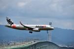 T.Sazenさんが、関西国際空港で撮影したジェットスター・ジャパン A320-232の航空フォト(飛行機 写真・画像)