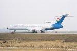 ゴンタさんが、北京首都国際空港で撮影したタジキスタン航空 Tu-154/155の航空フォト(写真)