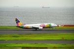 まいけるさんが、羽田空港で撮影したスカイネットアジア航空 737-4M0の航空フォト(写真)