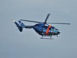 tetuさんが、札幌飛行場で撮影した千葉県警察 BK117C-1の航空フォト(写真)