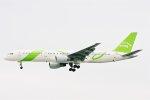 ゴンタさんが、ロサンゼルス国際空港で撮影したデルタ航空 757-232の航空フォト(写真)