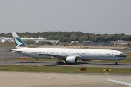 OS52さんが、成田国際空港で撮影したキャセイパシフィック航空 777-367の航空フォト(写真)