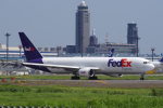 yabyanさんが、成田国際空港で撮影したフェデックス・エクスプレス 767-3S2F/ERの航空フォト(飛行機 写真・画像)
