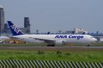 yabyanさんが、成田国際空港で撮影した全日空 767-381Fの航空フォト(飛行機 写真・画像)