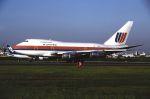 ITM58さんが、伊丹空港で撮影したユナイテッド航空 747SP-21の航空フォト(飛行機 写真・画像)