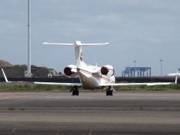 FT51ANさんが、羽田空港で撮影したスカイサービス・ビジネス・アビエーション 45の航空フォト(飛行機 写真・画像)