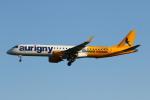 sky-spotterさんが、ロンドン・ガトウィック空港で撮影したオーリニー・エア・サービス ERJ-190-200 (ERJ-195STD)の航空フォト(写真)