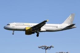 航空フォト:EC-KMI ブエリング航空 A320