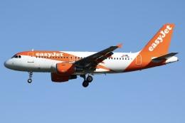 sky-spotterさんが、ロンドン・ガトウィック空港で撮影したイージージェット・ヨーロッパ A319-111の航空フォト(写真)