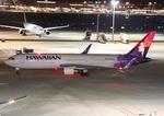WING_ACEさんが、羽田空港で撮影したハワイアン航空 767-33A/ERの航空フォト(飛行機 写真・画像)