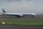 職業旅人さんが、羽田空港で撮影した中国東方航空 777-39P/ERの航空フォト(写真)