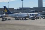 職業旅人さんが、羽田空港で撮影したスカイマーク 737-8HXの航空フォト(写真)