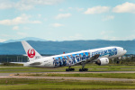Cygnus00さんが、新千歳空港で撮影した日本航空 777-289の航空フォト(写真)